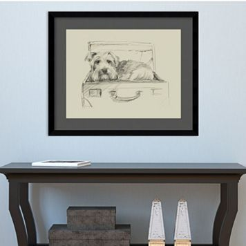 Amanti Art Stowaway I Framed Wall Art