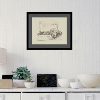Amanti Art Stowaway II Framed Wall Art