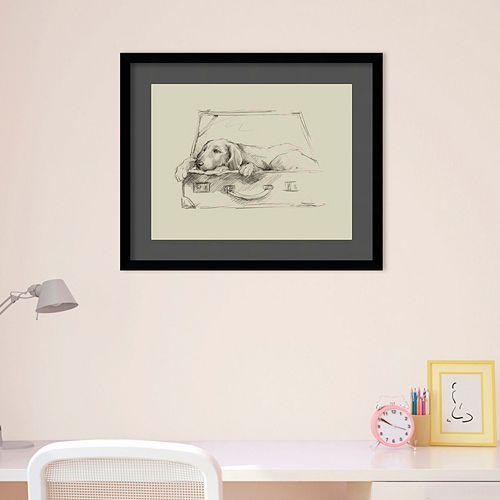 Amanti Art Stowaway III Framed Wall Art