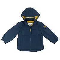 Baby Boy Carter's Navy Barn Jacket