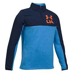 Boys 8-20 Under Armour 1/4-Zip Pullover