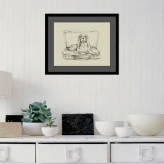 Amanti Art Stowaway IV Framed Wall Art