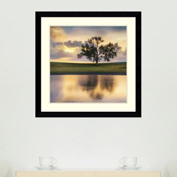 Amanti Art Summer Evening Framed Wall Art