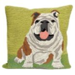 Liora Manne Wet Kiss Throw Pillow