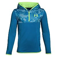 Boys 8-20 Under Armour 1/4-Zip Hoodie
