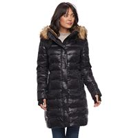 Women's S13 Uptown Long Puffer Jacket