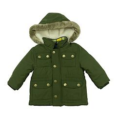 Baby Boy Carter's Heavyweight Parka Jacket
