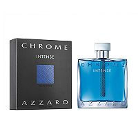 Azzaro Chrome Intense Men's Cologne - Eau de Toilette