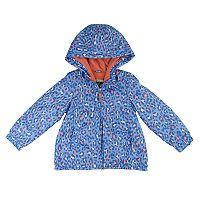 Girls 4-8 OshKosh B'gosh® Midweight Fleece-Lined Printed Jacket
