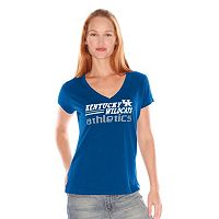 Women's Kentucky Wildcats Fair Catch Tee