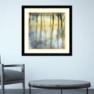 Amanti Art Sunset Ripple 2 Framed Wall Art