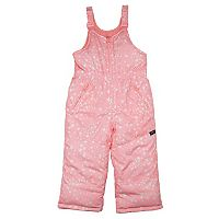 Girls 4-8 OshKosh B'gosh® Star Pink Bib Snowpants