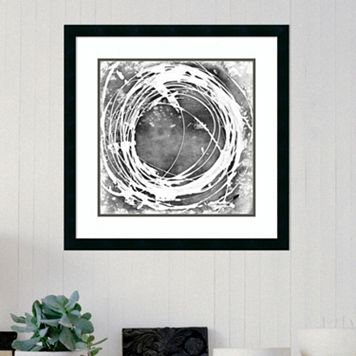 Amanti Art Three-Sixty I Framed Wall Art