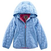 Girls 4-8 OshKosh B'gosh® Star Quilted Midweight Jacket