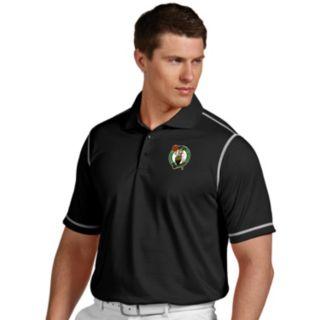 Men's Antigua Boston Celtics Icon Polo