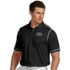 Men's Antigua San Antonio Spurs Icon Polo