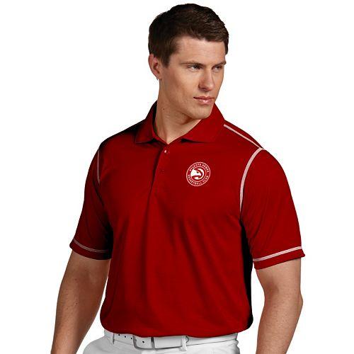 Men's Antigua Atlanta Hawks Icon Polo