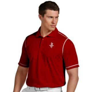 Men's Antigua Houston Rockets Icon Polo