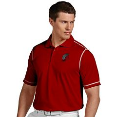 Men's Antigua Portland Trail Blazers Icon Polo