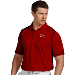 Men's Antigua Chicago Bulls Icon Polo