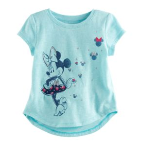 Disney's Minnie Mouse Toddler Girl Short-Sleeve Graphic Tee by Jumping Beans®