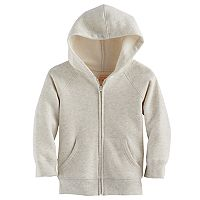 Toddler Boy Jumping Beans® Fleece-Lined Softest Zip Hoodie