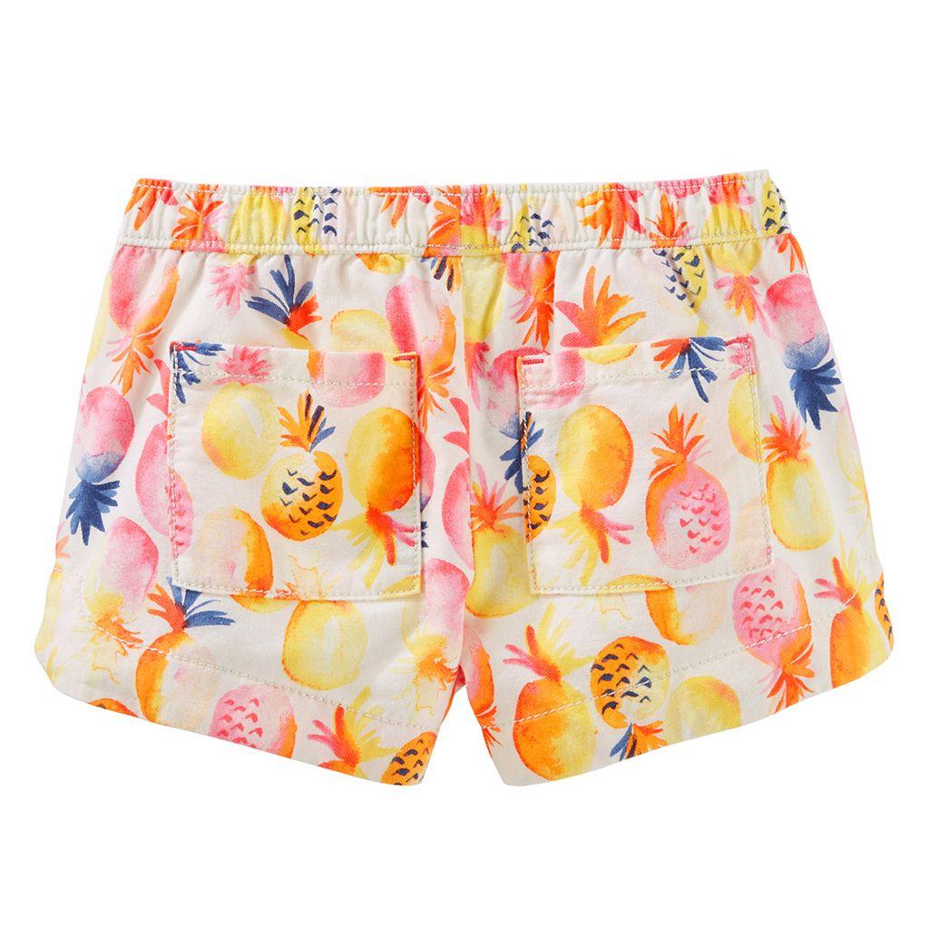 Toddler Girl OshKosh B'gosh® Print Shorts