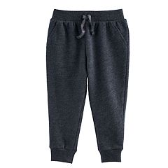 Jumping Beans® Baby Girl Fleece-Lined Jogger Pants