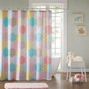 Urban Habitat Kids Evie Printed Shower Curtain