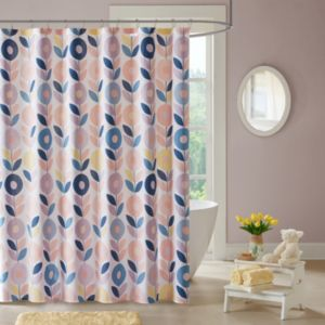 Urban Habitat Kids Millie Printed Shower Curtain