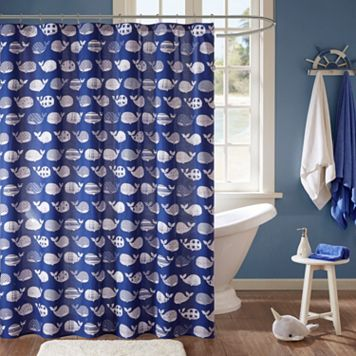 Urban Habitat Kids Nolan Printed Shower Curtain