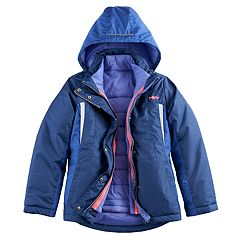 Girls 7-16 Hawke & Co Heavyweight 4-in-1 Systems Jacket