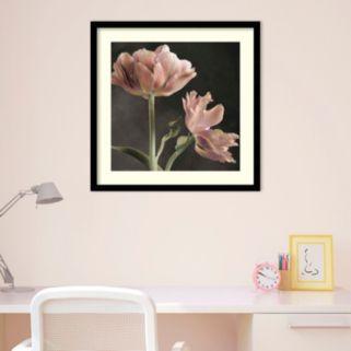 Amanti Art Tulip II Framed Wall Art