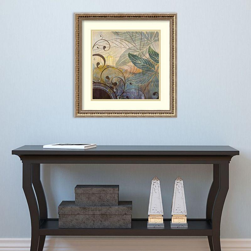 Amanti Art Turning Point 4 Framed Wall Art, 18X18