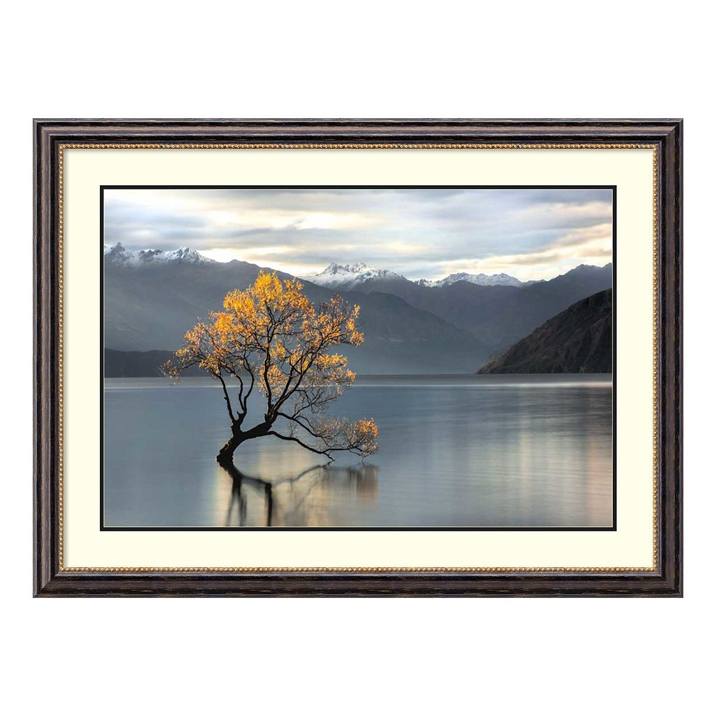 Amanti Art Undisturbed Framed Wall Art