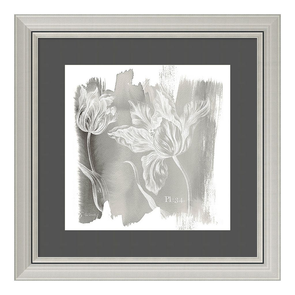 Amanti Art Water Wash I Neutral Framed Wall Art