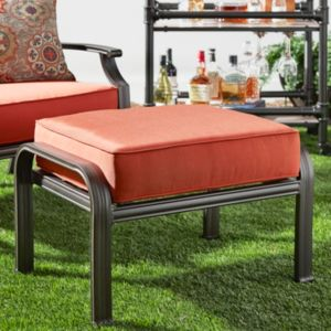 HomeVance Borego Patio Ottoman