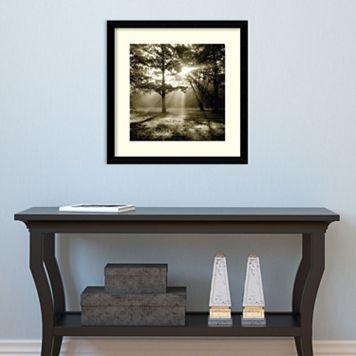 Amanti Art Wild Forest Framed Wall Art