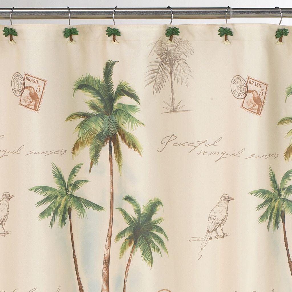 Saturday Knight, Ltd. Key Largo Shower Curtain