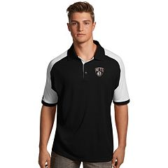 Men's Antigua Brooklyn Nets Century Polo