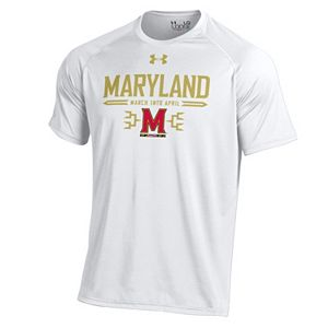 Men's Under Armour Maryland Terrapins Selection Sunday Tech Tee