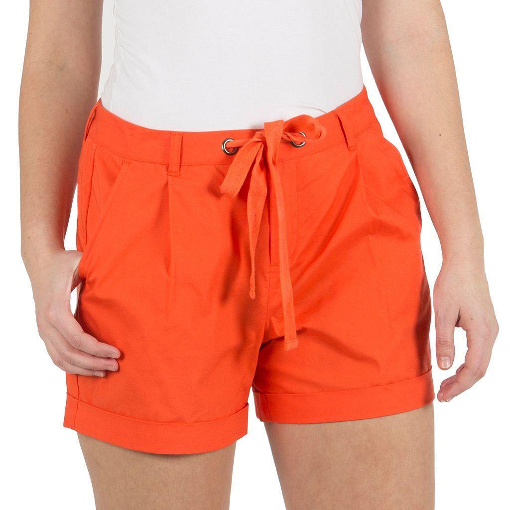 Women's Harve Benard Poplin Shorts