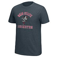 Men's Ohio State Buckeyes Staple Tee
