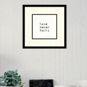 Amanti Art Words Of Encouragement VI Framed Wall Art