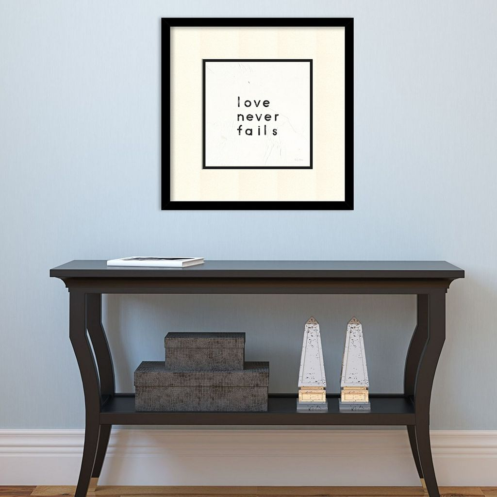 Amanti Art Words Of Encouragement VI Framed Wall Art