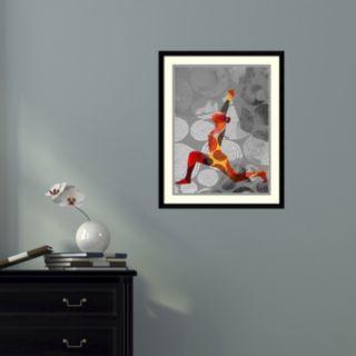 Amanti Art Yoga Pose IV Framed Wall Art