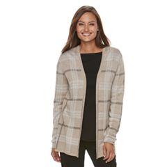 Women's Croft & Barrow® Cardigan Sweater