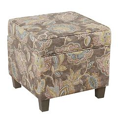 Wondrous Storage Ottomans Poufs Furniture Kohls Gmtry Best Dining Table And Chair Ideas Images Gmtryco