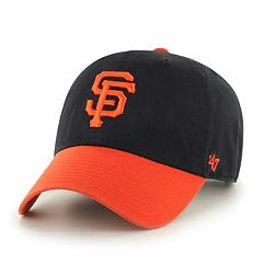 Adult '47 Brand San Francisco Giants Road Clean Up Adjustable Cap