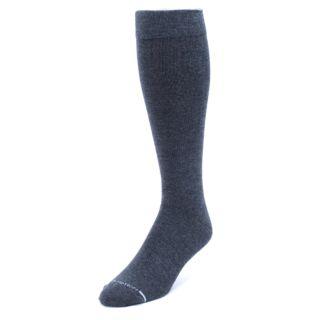 Men's Dr. Motion Solid Compression Socks